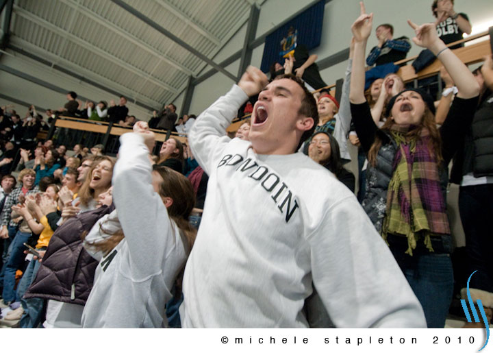 brunswick maine bowdoin college hockey photographers