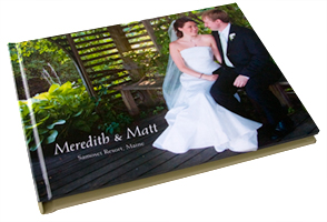 Planning Albums for Maine Weddings